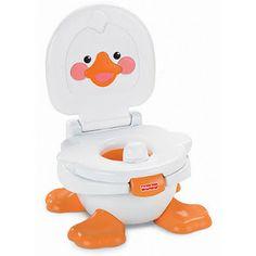 ducky potty