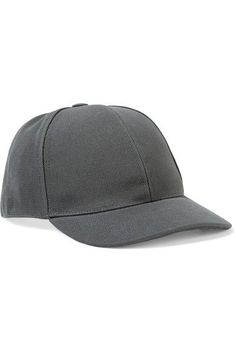 40602a3cacd Acne Studios - Camp cotton-twill baseball cap