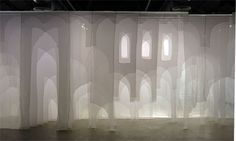 Cairo art installation explores soul of architecture