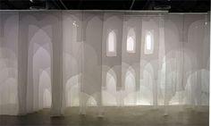 Cairo art installation explores soul of architecture
