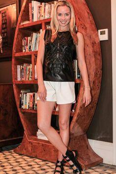 Noelle Reno in Melinda Looi AW14