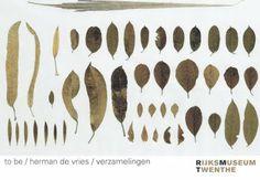Peter Foolen: herman de vries – to be