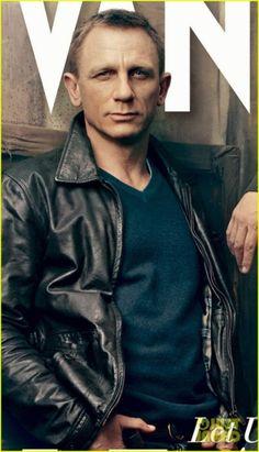 Daniel Craig. Yes.