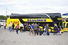 #ECOLINES bus