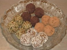 Mandlové kuličky Muffin, Food And Drink, Cookies, Breakfast, Recipes, Fit, Crack Crackers, Morning Coffee, Shape