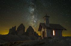 Milky Chapel