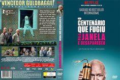 W50 Produções CDs, DVDs & Blu-Ray.: O Centenário Que Fugiu Pela Janela E Desapareceu