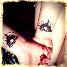 best friend tattoos | Best Friend Disney Tattoos by ~TheTayloreMishell on deviantART