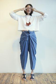 // 69 Denim Pants | Beautiful Dreamers