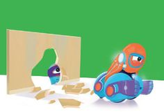 Use these challenges for your coding club or for getting ready for the Wonder League Robotics Competition ! First start the Scroll Quest and then check out these challenges. Dash And Dot Robots, Dash Robot, Robotics Club, Robotics Competition, Computational Thinking, Teachers Corner, Learn To Code, Stem Activities, Problem Solving