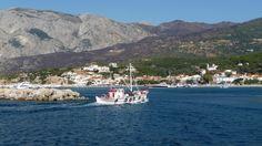 Ormos harbour