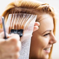 Fresh Hair Coloring for Pregnant