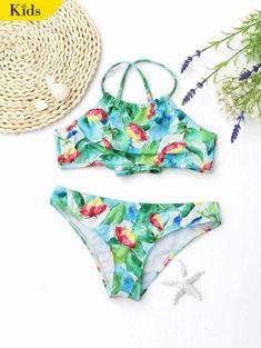 891bb90e25e 12 Best Kids swimsuit images | Bikini, Kids swimwear, Bikini swimsuit
