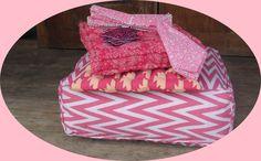 Pink Cushion.