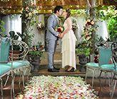 Whimsical Brooklyn Garden Wedding