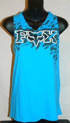 Blue and Black Fox Racing Gym Burnout Cut Workout Pretty Outfits, Cool Outfits, Summer Outfits, Fashion Outfits, Womens Fashion, Country Outfits, Country Girls, Country Living, Fox Racing Clothing