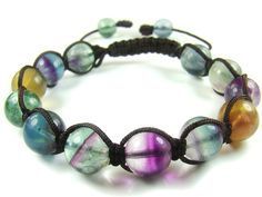 BB0451N Fluorite Multi Colors Beads Semi Precious Gemstone Healing Natural Crystal Chinese Knot Bracelet - See more at: http://waggashop.com/wagga-shop-bb0451n-fluorite-multi-colors-beads-semi-precious-gemstone-healing-natural-crystal-chinese-knot-bracelet