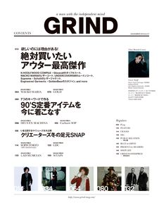 GRIND: LATEST ISSUE