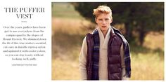 J.Crews Ultimate Outerwear Guide: Fall/Winter 2014 image JCrew Outerwear Guide 004 Puffer Vest