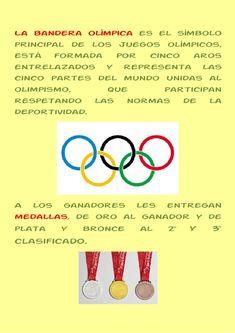 Folleto informativo para alumnos de EducaciÞon Infantil de 5 años sobre Grecia y los antiguosjuegos Olimpicos
