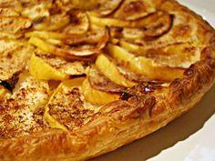 Aprenda a fazer Tarte de maçã de maneira fácil e económica. As melhores receitas estão aqui, entre e aprenda a cozinhar como um verdadeiro chef.
