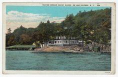 Postcards - United States # 39 - Lake George, New York