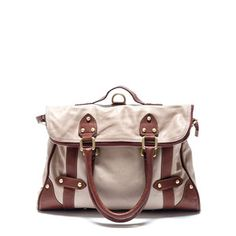 Romy Bag Brown, 125€, now featured on Fab.