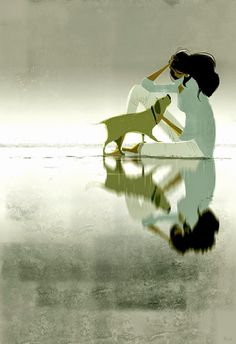 pascal campion: It's just you and me now, sweetie.