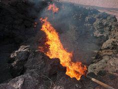 Timanfaya Nationalpark Vulkan Lava Erdloch Feuer Urlaub Lanzarote kanarische Inseln billig Reisen buchen http://reisen-travel.com