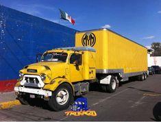 trucks and cars Big Rig Trucks, Gm Trucks, Cool Trucks, Nascar Trucks, Antique Trucks, Vintage Trucks, General Motors, Gmc Vehicles, Freight Truck