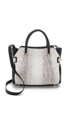 Nina Ricci Python Mini Handbag Mini Handbags 0fee234453d96