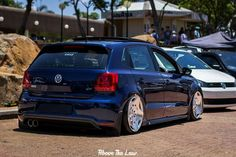 VW Polo Vw Polo Modified, Volkswagen Polo, Air Ride, Vw Cars, Cars And Motorcycles, Golf, Cool Cars, Vehicles, Audio Sound