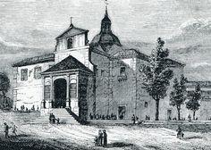 Ermita de San Isidro Labrador, construida en 1725