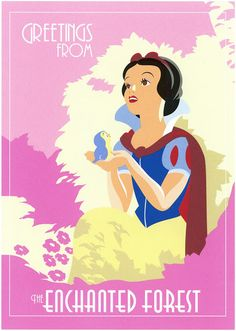 Filmic Light - Snow White Archive: The Art of the Disney Princess