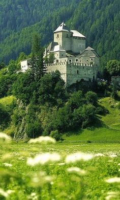 Reifenstein Castle, Freienfeld, South Tyrol, Italy