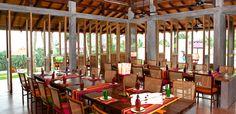 Restaurant @ Underneath The Mango Tree Spa & Beach Hotel Resort Sri Lanka Design Hotel, Sri Lanka, Mango Tree, Beach Hotels, Private Pool, 5 Star Hotels, Front Desk, Car Parking, Pergola