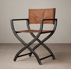 leather directors chair office rug 31 best director images chairs s restoration hardware 1970 279 dining table bar living room