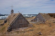 Picture of Norstead Viking Village Newfoundland