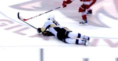 Oh…um…why Sid, why? This is made even worse by the awkward attempts to get up.