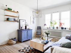 Hoe richt je een kleine woonkamer in? - Makeover.nl