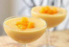 Mousse de Pêssego / Peach Mousse