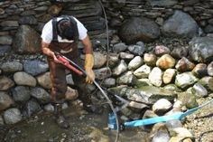 THE SPRING CLEANOUT FOR YOUR WATER GARDEN POND