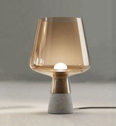 Overhead Lighting, Lamp Socket, Glass Table, Lampshades, Modern Architecture, Concrete, Table Lamp, Traditional, Sensitivity