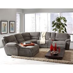 coaster mackenzie silver reclining sectional sofa with casual style - Leather Sectional Couch With Recliner