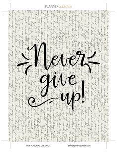 Never give up! Unless the book really sucks.