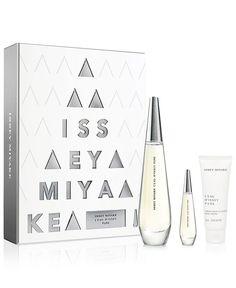 Issey Miyake 3-Pc. L'Eau d'Issey Pure Eau de Toilette Gift Set