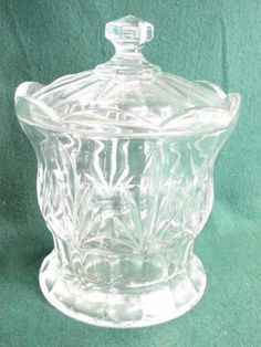 shopgoodwill.com: Royal Limited Czech 24 Crystal Biscuit Cookie Jar