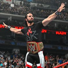 Wwe Seth Rollins, Seth Freakin Rollins, Seth Rollins Wallpaper, Coming Out, Wwe Lucha, Brave, Malia And Sasha, Wwe Superstar Roman Reigns, Eddie Guerrero