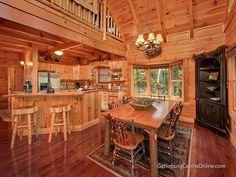 Gatlinburg Cabins - Bear Tracks -