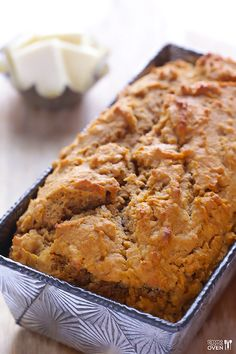 Pumpkin Beer Bread